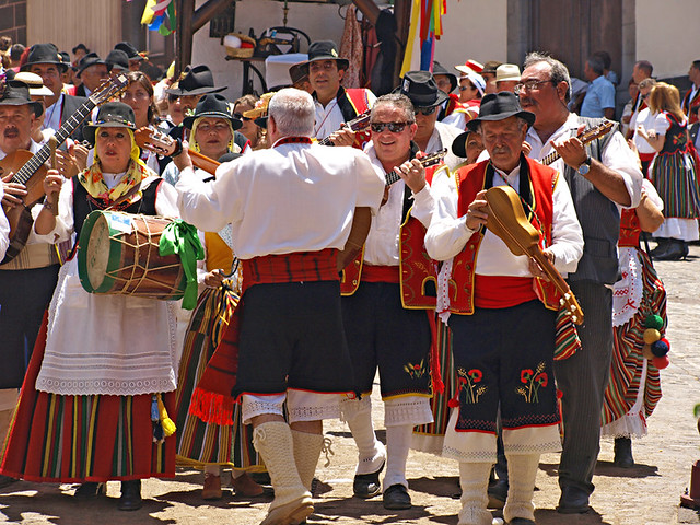 Musicians at Fiesta