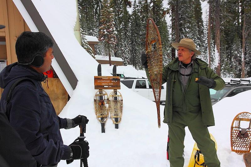 IMG_8294 Ranger-Led Snowshoe Walk