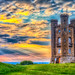 Broadway Tower (1 of 1) by Nillllll
