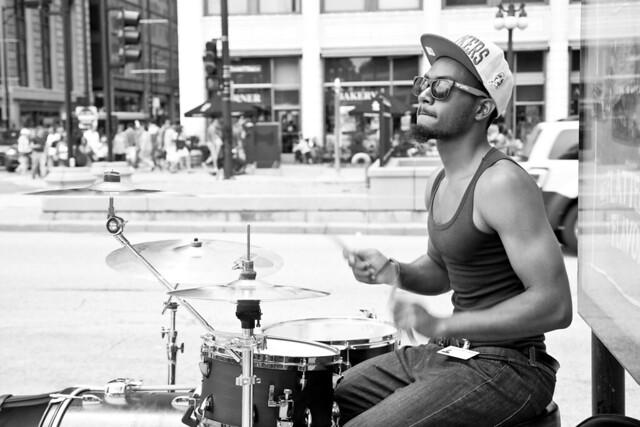 345/365 - Funky Drummer