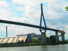 girder bridge, suspension bridge, river, waterway, bridge, cable-stayed bridge,