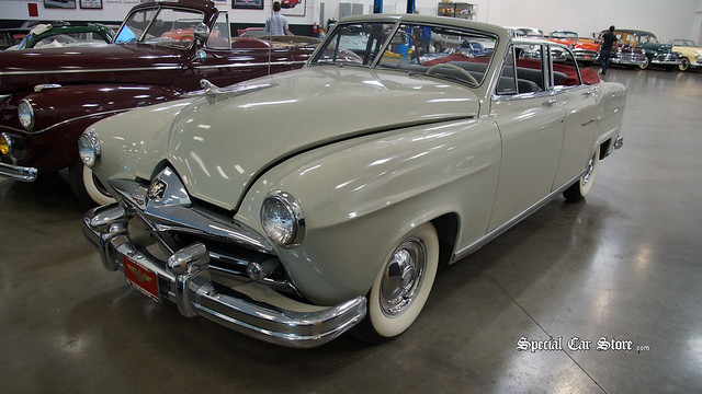 1951 Frazer Manhattan Convertible