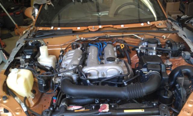 MM 00 EVO Engine Start 3