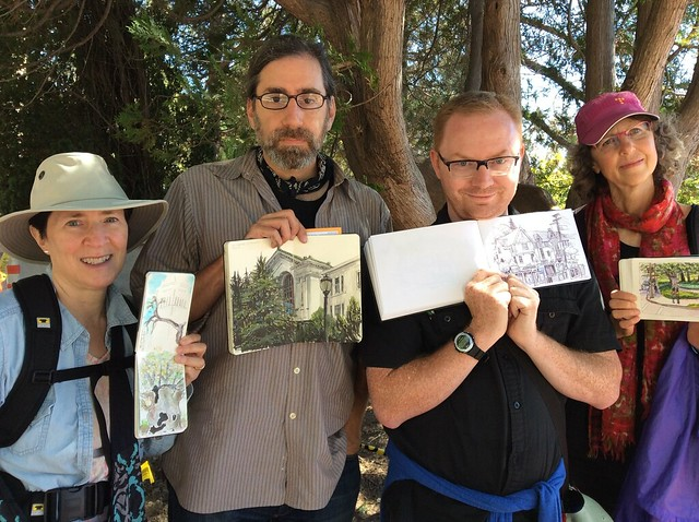 berkeley sketchcrawl