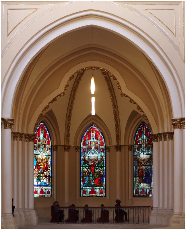 Restauración iglesia de lourdes