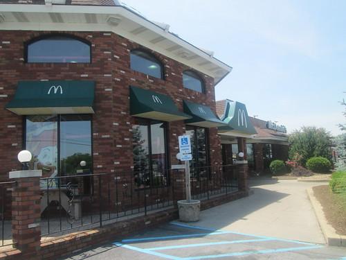 restaurant store unique retro mcdonalds pa lewisburg oldtimey 2014