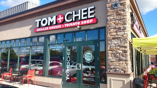 Exterior of TOM+CHEE (Hilliard, OH)