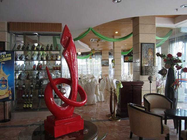 Kemena Hotel cafe