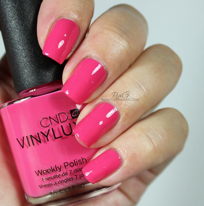 Cnd Vinylux Ria G Beauty Blog