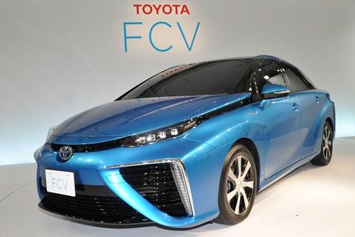 即將到來的燃料電池車 歐日各推出政策優惠