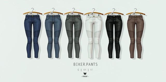 Biker.Pants @ Kustom9 15th August