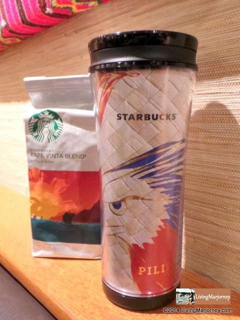 Philippine Starbucks Card + Tiramisu Frappuccino