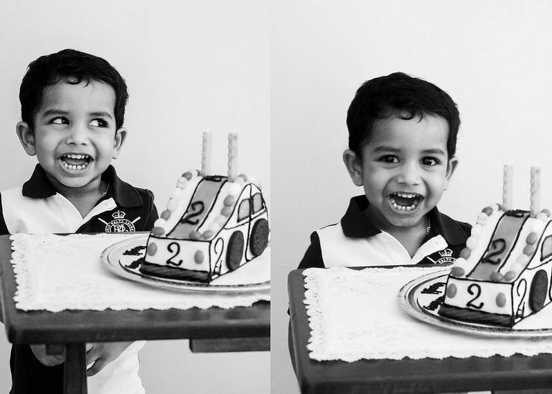 Ian's 2nd Birthday Party
