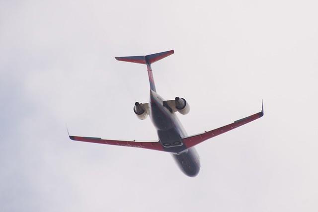 ibex airlines bombardier crj200 ja04rj itmrjoo
