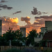 Suburban Sunsettery Denver Style by Andrej Milas(Between the emotion and the response)