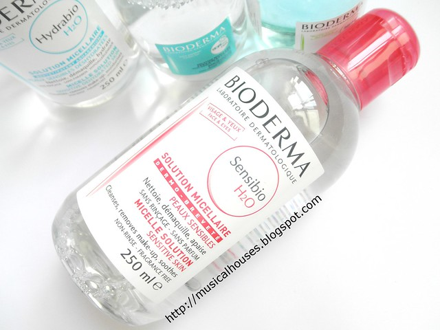 Bioderma Sensibio Bottle