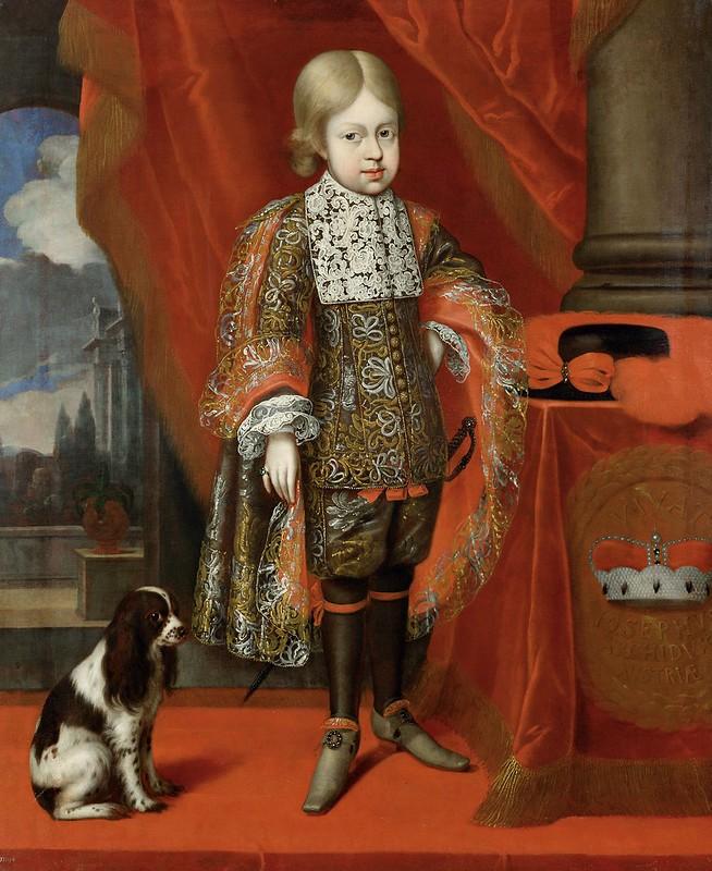 Benjamin von Block - Joseph I (c.1684)