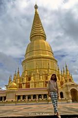 Wat Phraputta Bat Huai Tom, วัดพระพุทธบาทห้วยต้ม