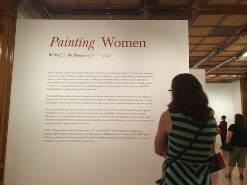 """Painting Women"" Exhibit, Bellagio Gallery of Fine Art"