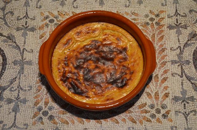 Patina de piris (pear soufflé)