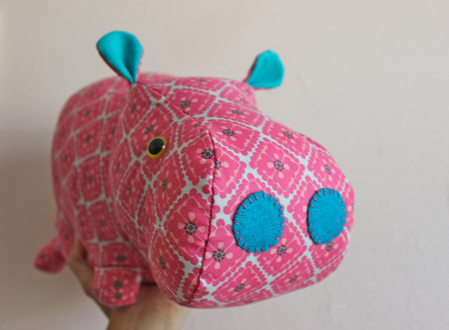 Finished Hippo
