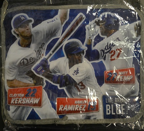 2014 Dodgers Lunch Box
