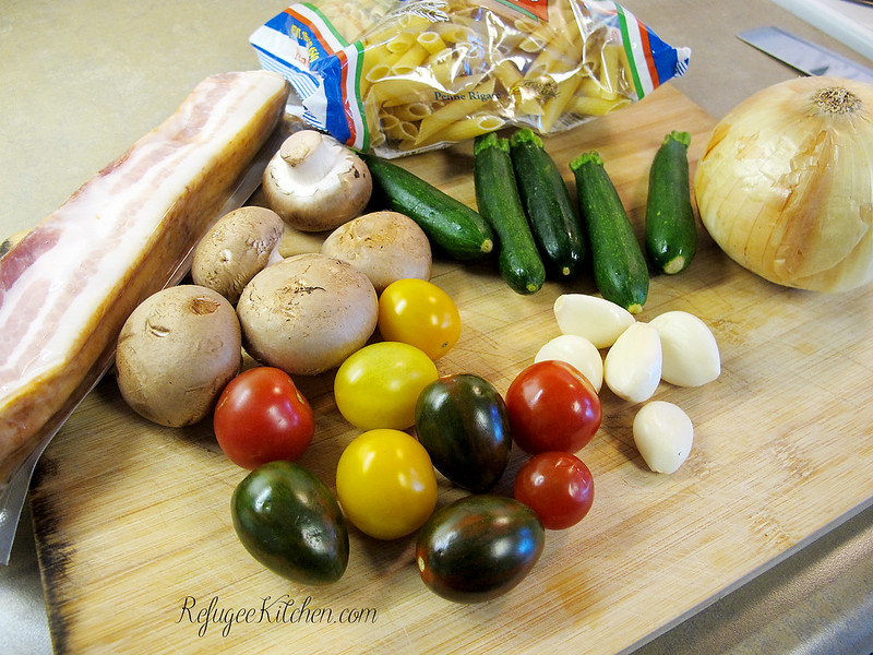 So Simple It's Silly: Quick Summer Pasta