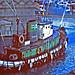 New York New York Fire Boat Simulation