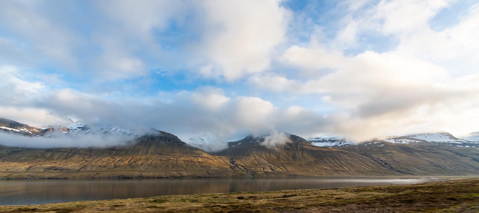 Ісландські нотатки. Частина 6. Фіорди