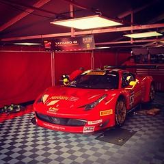 ferrari f430(0.0), race track(0.0), race car(1.0), automobile(1.0), vehicle(1.0), ferrari 458(1.0), performance car(1.0), automotive design(1.0), land vehicle(1.0), luxury vehicle(1.0), sports car(1.0),
