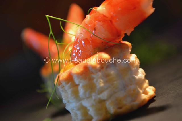 Bouchées aux Crevettes à la Crème de Mangue Pimentée © Ana Luthi Tous droits réservés 021_GF