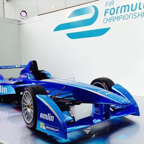 Amlin Aguri - Formula-E