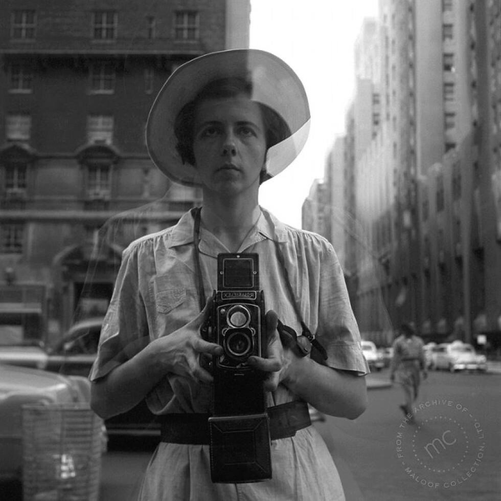 Vivian Maier 🇬🇧 - Cover