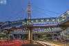 Skywalk, Nana Chowk, Mumbai, Maharashtra - India @ Humayunn Niaz Ahmed Peerzaada