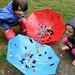 La nature est une réserve de jeux pour les enfants