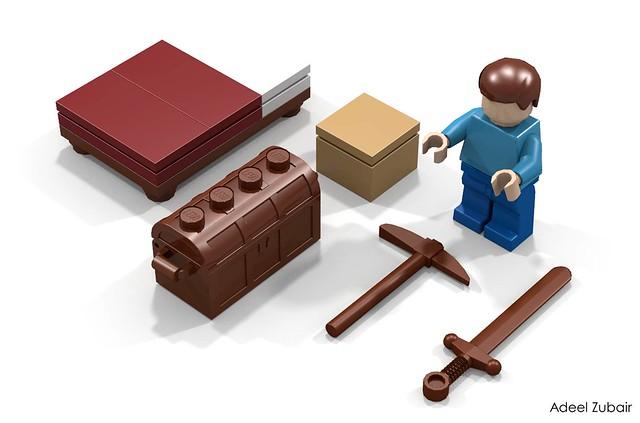 LEGO Minecraft - Survival Pack