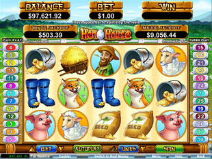 Henhouse Slot Machine