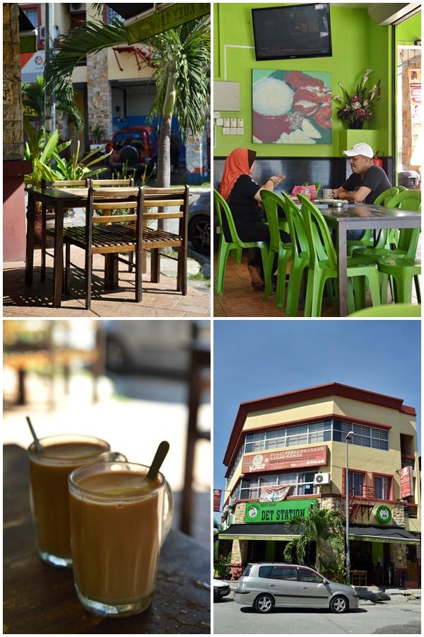 Det Station Ampang Nasi Lemak KL