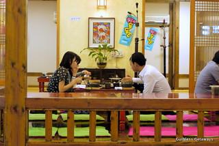 큰집 bulgogi restaurant busan