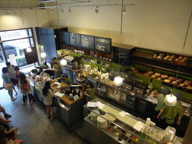 開放式的廚房@台北內湖,覺旅咖啡 Journey Kaffe
