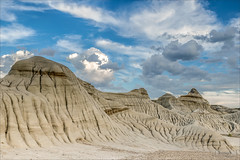 Ancient sand hills