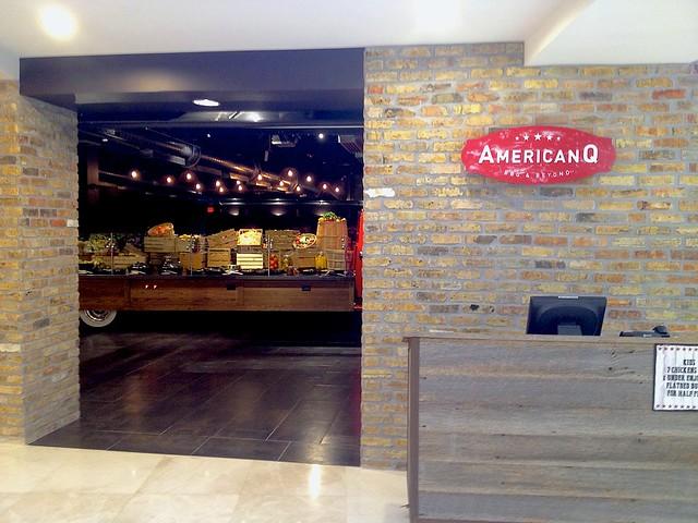 American Q restaurant at B Resort Orlando in Walt Disney World