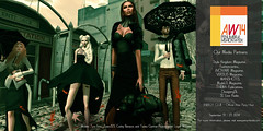 PENUMBRA A/W 14 - Fashion Week   Teaser 9