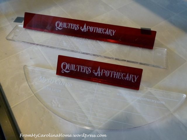 Quilters Apothecary Rulers 1