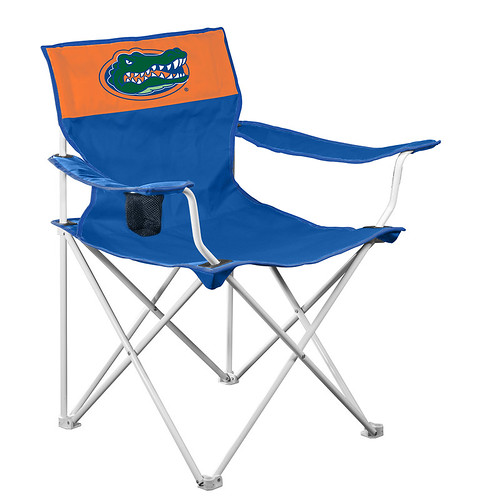 Florida Gators Canvas TailGate/Camping Chair