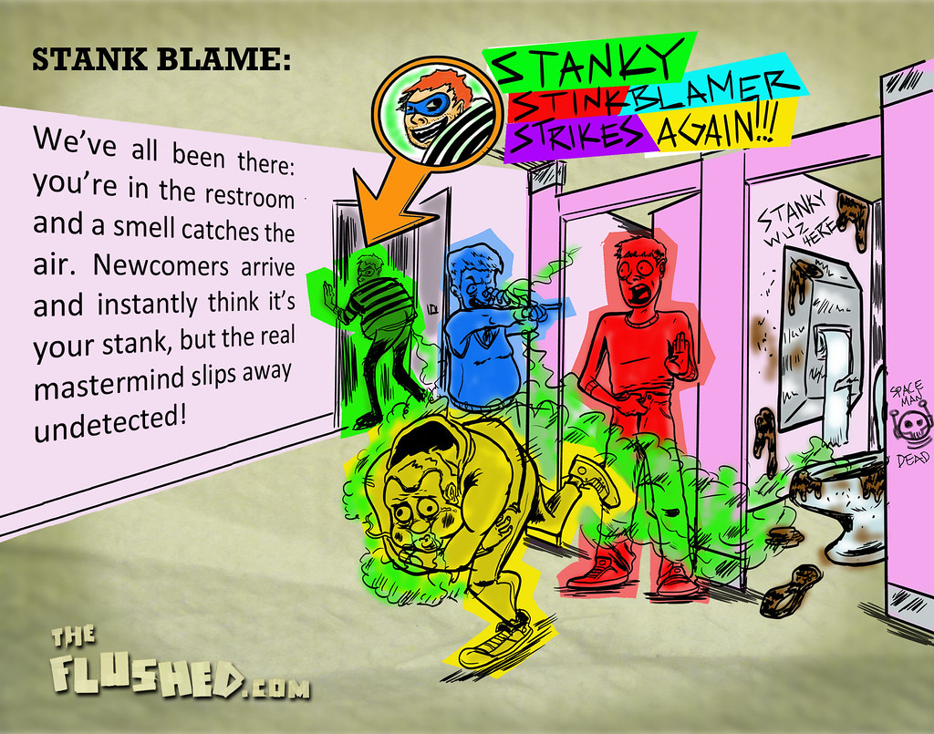 127 Stink Blame