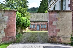 Germany, Wildberg, Monastery Maria Reuthin