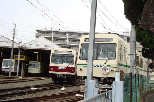 2011/11 叡山電車けいおん車両 #05