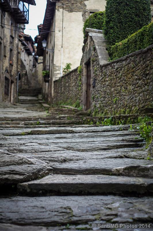La calle que sube