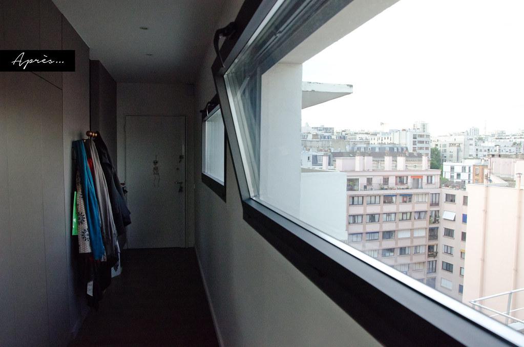 Un appartement dans le ciel